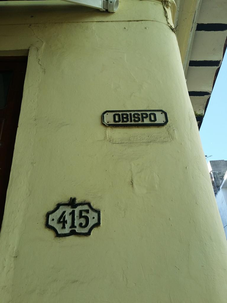 [쿠바] 오비스뽀(Obispo) 거리