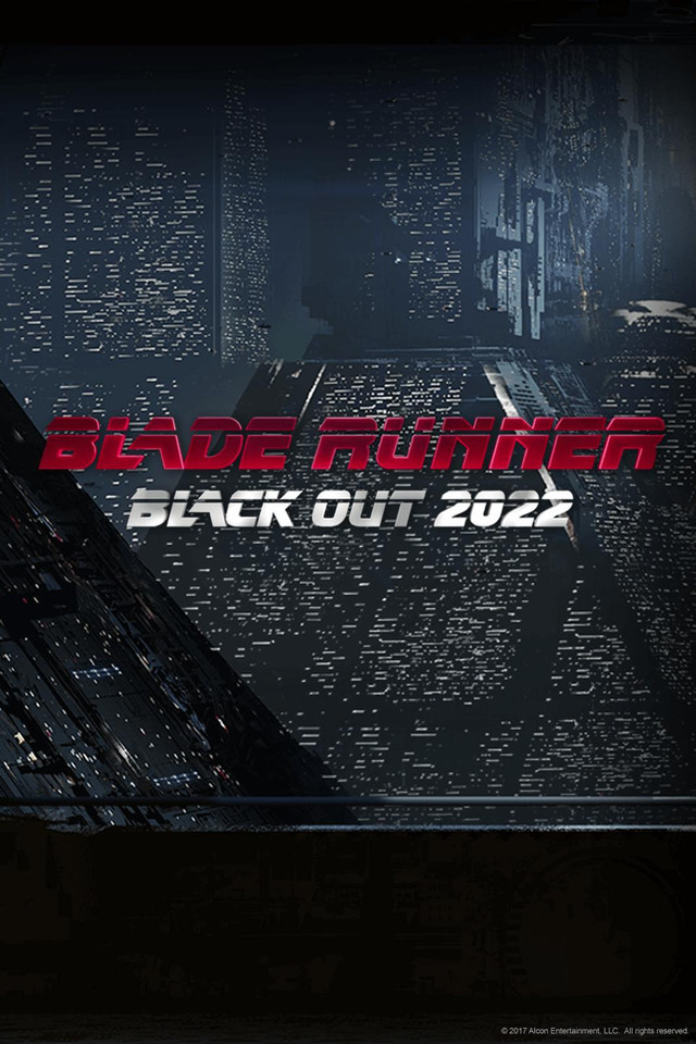 "BLADE RUNNER 2049 - ""Black Out 2022"" 단편입니다."