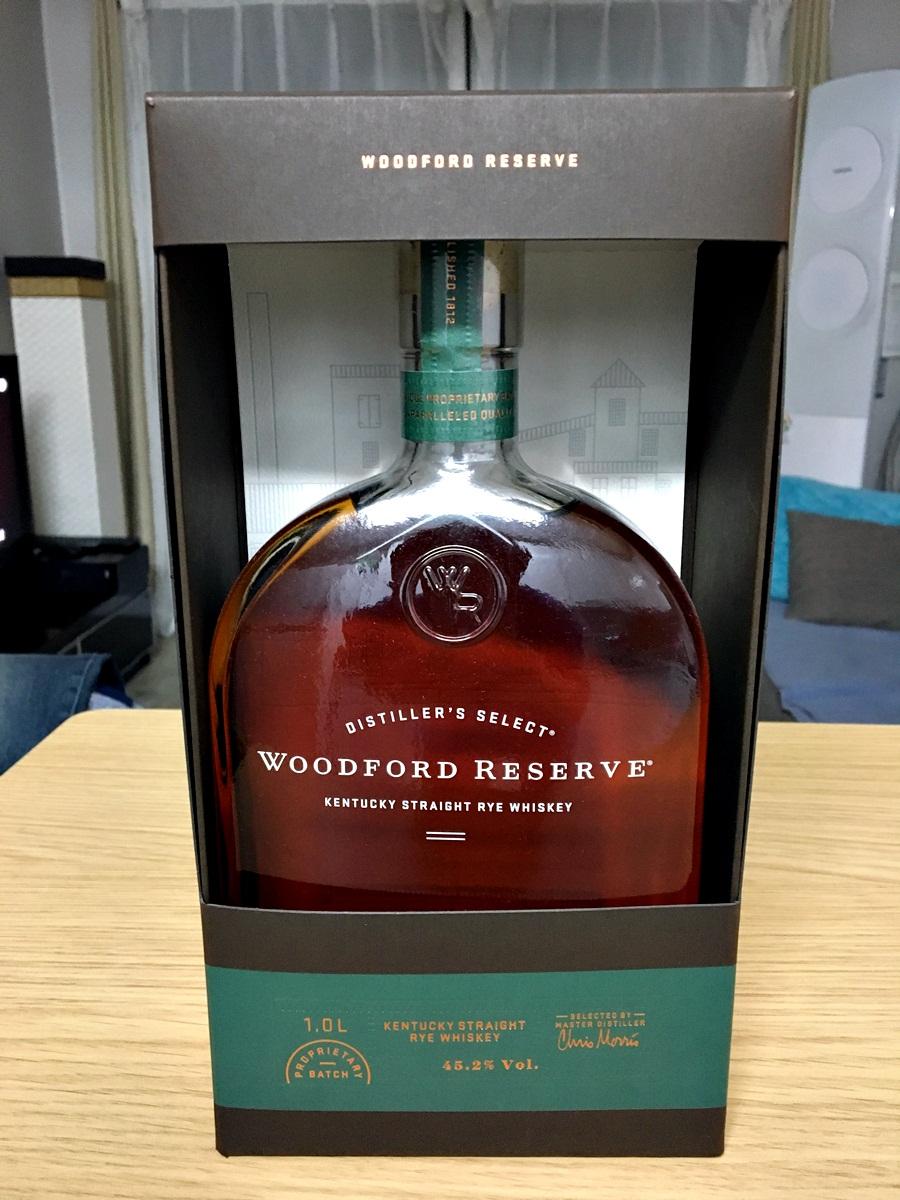 [酒]Woodford Reserve Rye