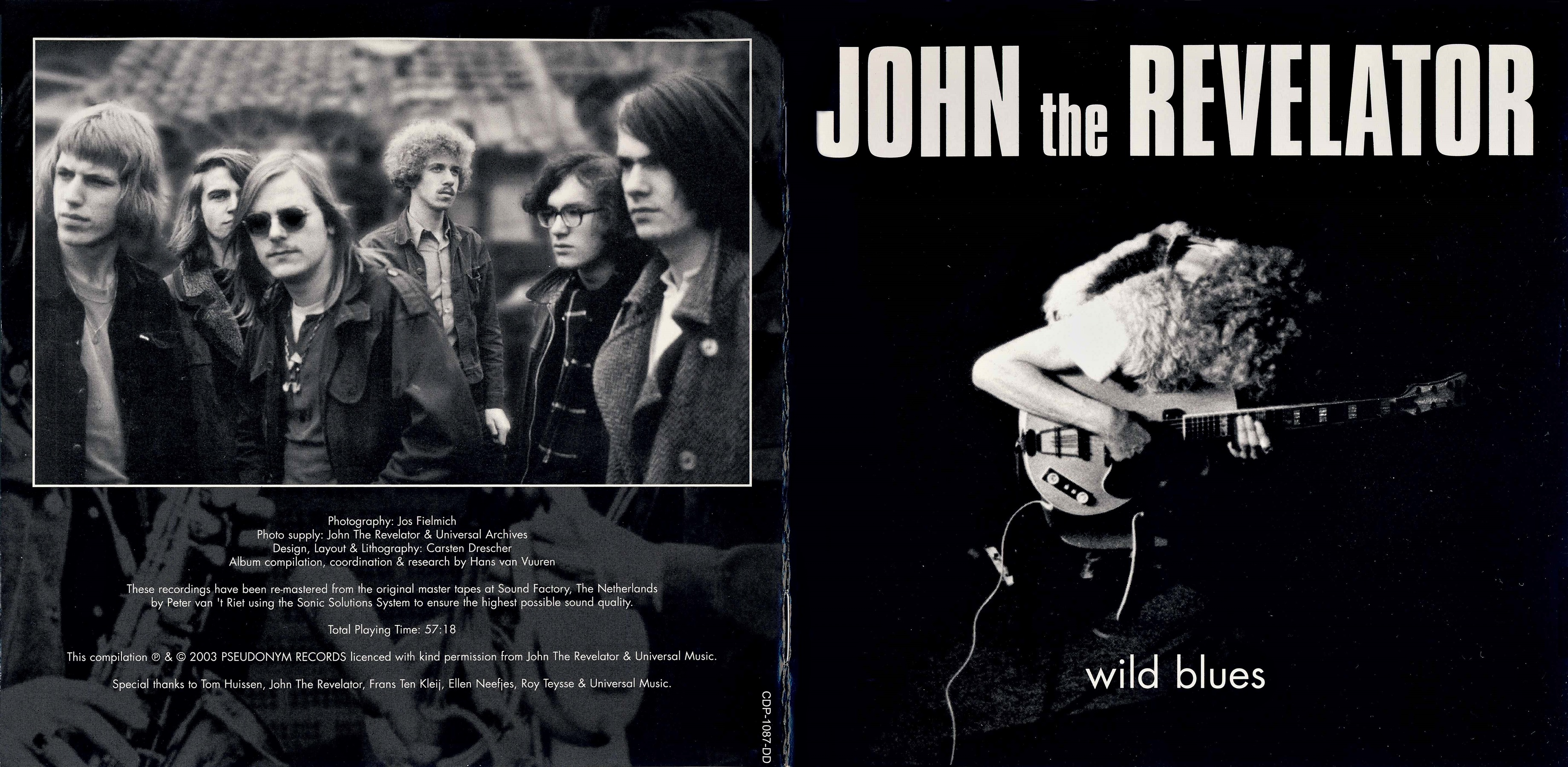 John The Revelator - Worried Dreams