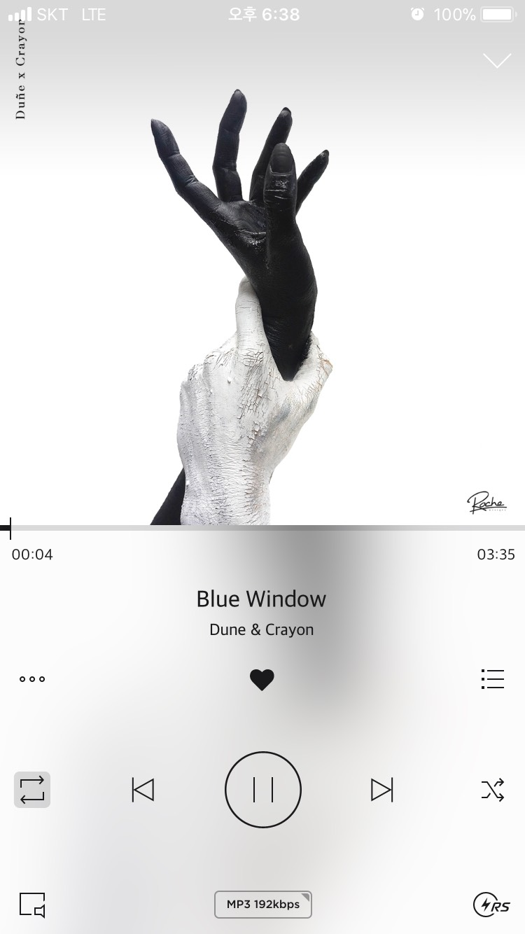 Blue window - dune&crayon