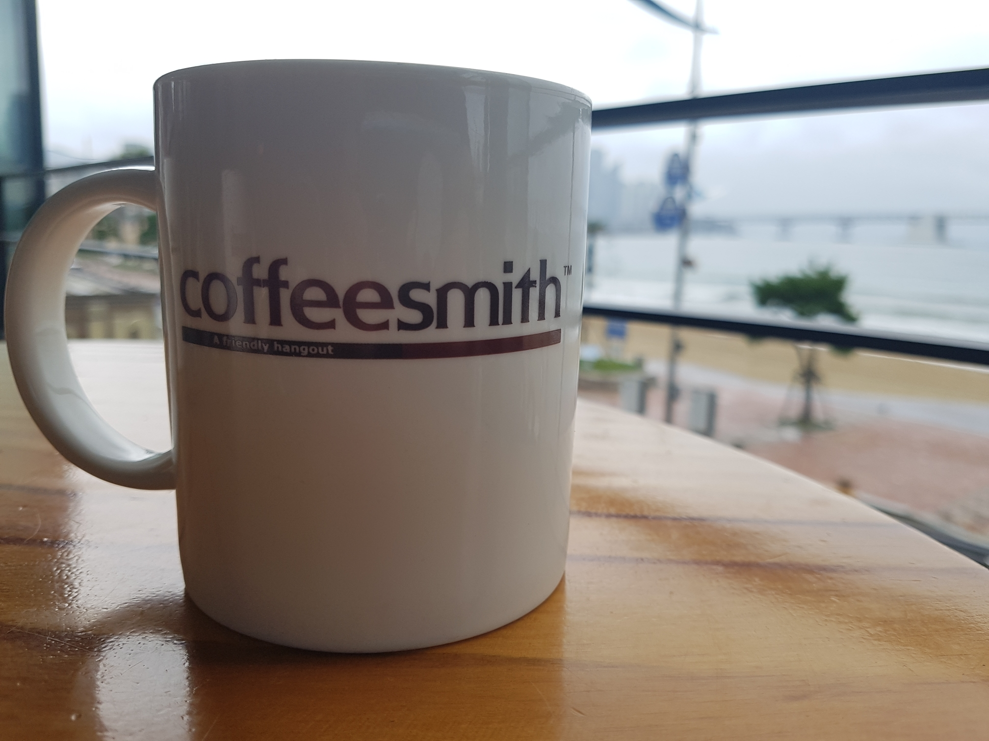 광안리에서 커피한잔