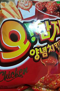 [오리온]오!감자 양념치킨맛!