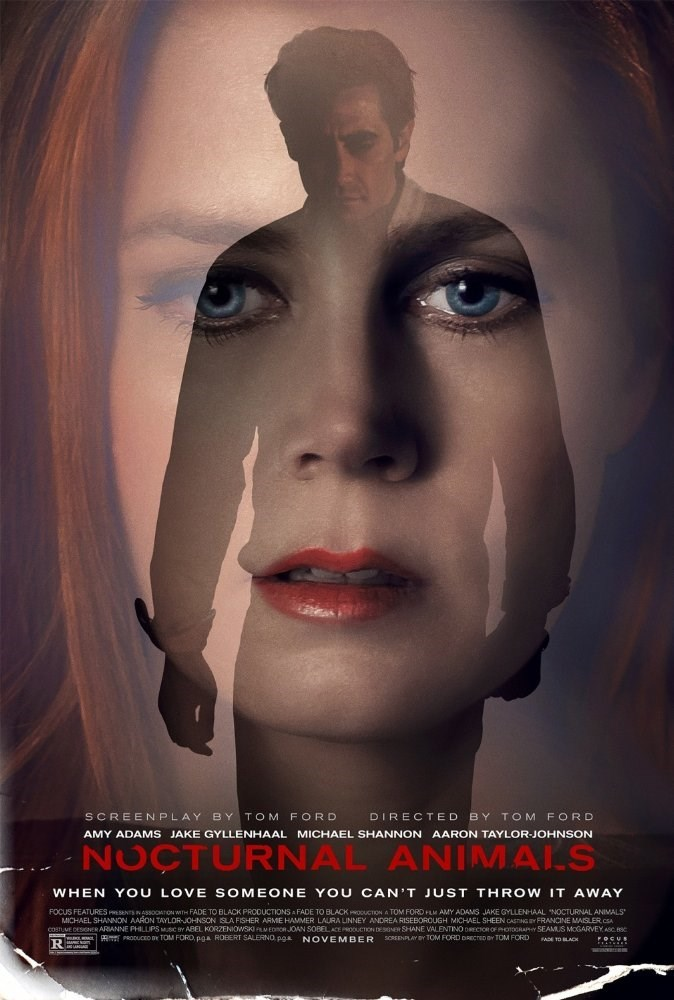 Nocturnal Animals, 2016