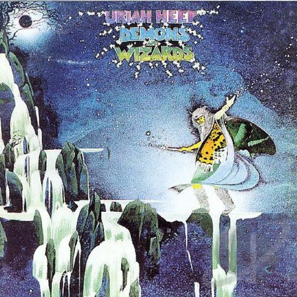 Uriah Heep (Demons And Wizards)