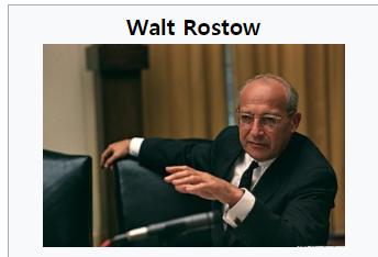 월트 로스토와 베트남: 미국의 라스푸틴?