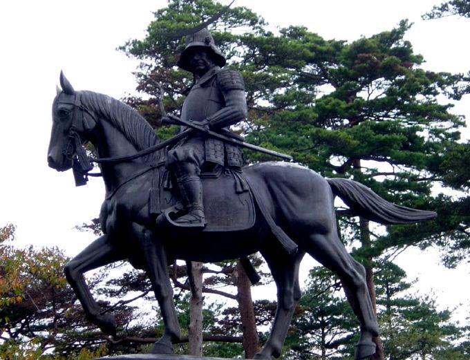 《역사군상》다테 마사무네와 스리아게하라 전투 ..