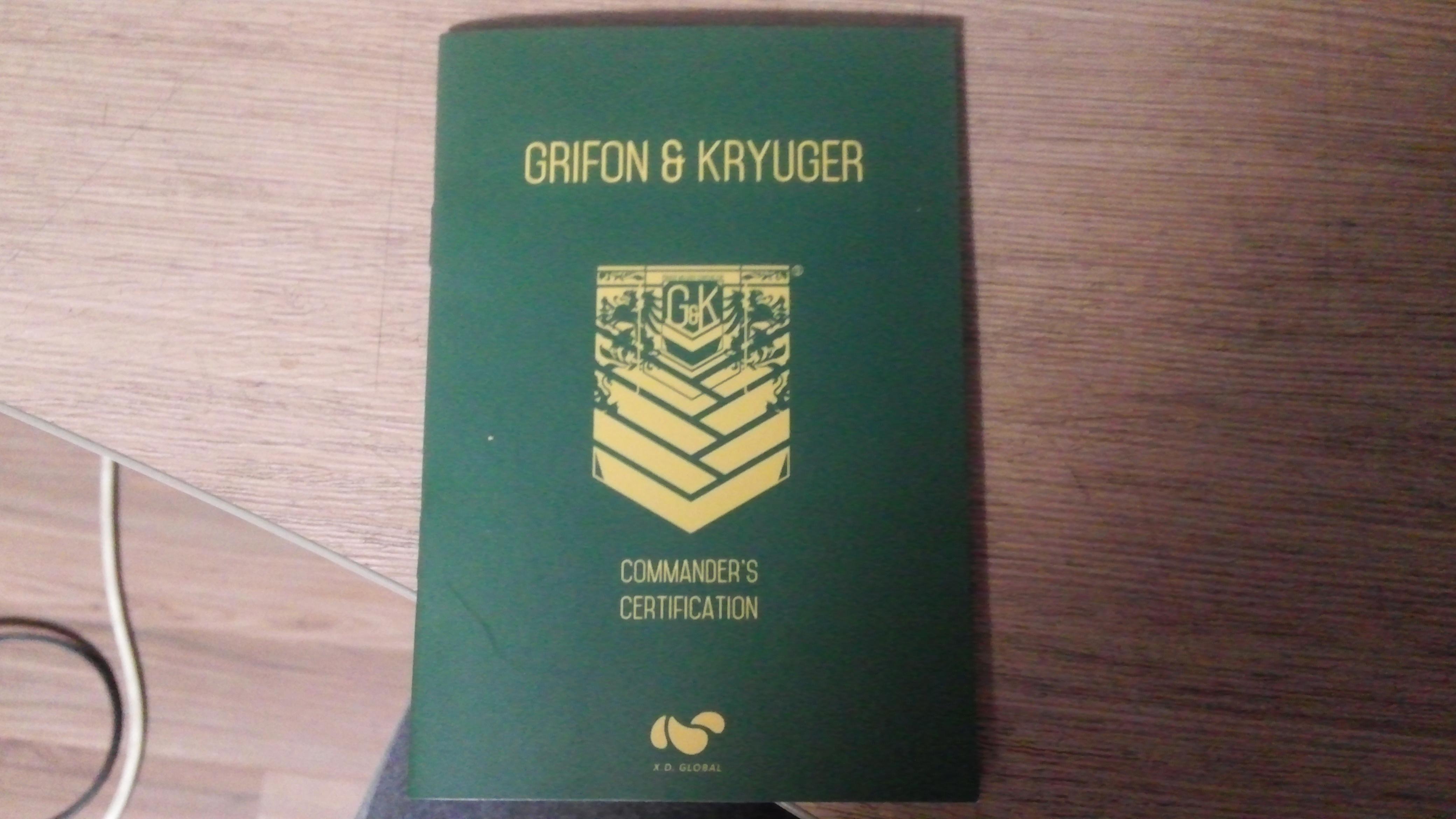 지스타2017 갔다왔습니다 - (5) 소녀전선 행사용 여권