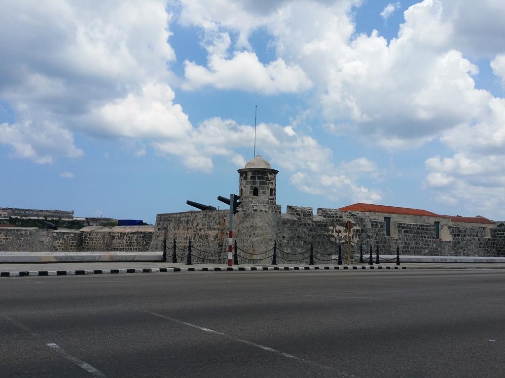 [쿠바] 산 살바도르 성(Castillo de San Salv..
