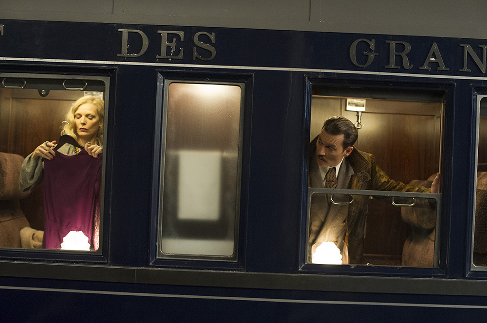 Murder on the Orient Express - 봐라~!!!!