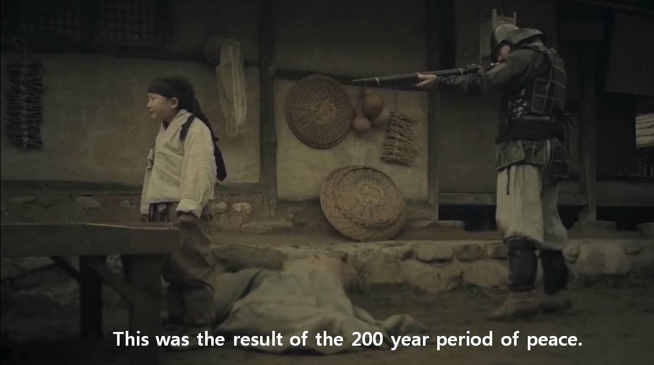 전쟁에 대비하면 전쟁광일까?