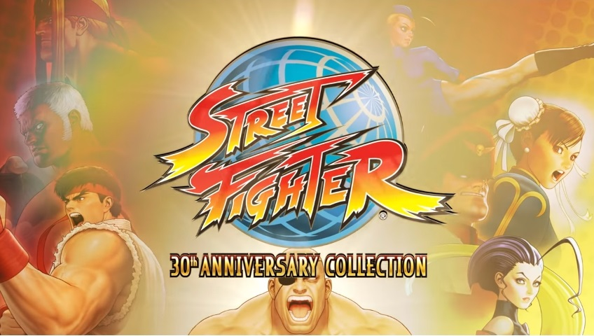 Street Fighter 30th Anniversary Collection ..