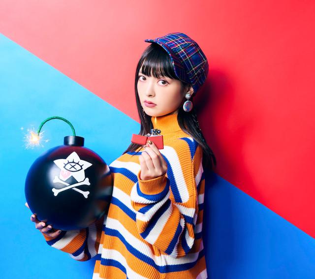 성우 우에사카 스미레의 새로운 싱글 'POP TEAM E..