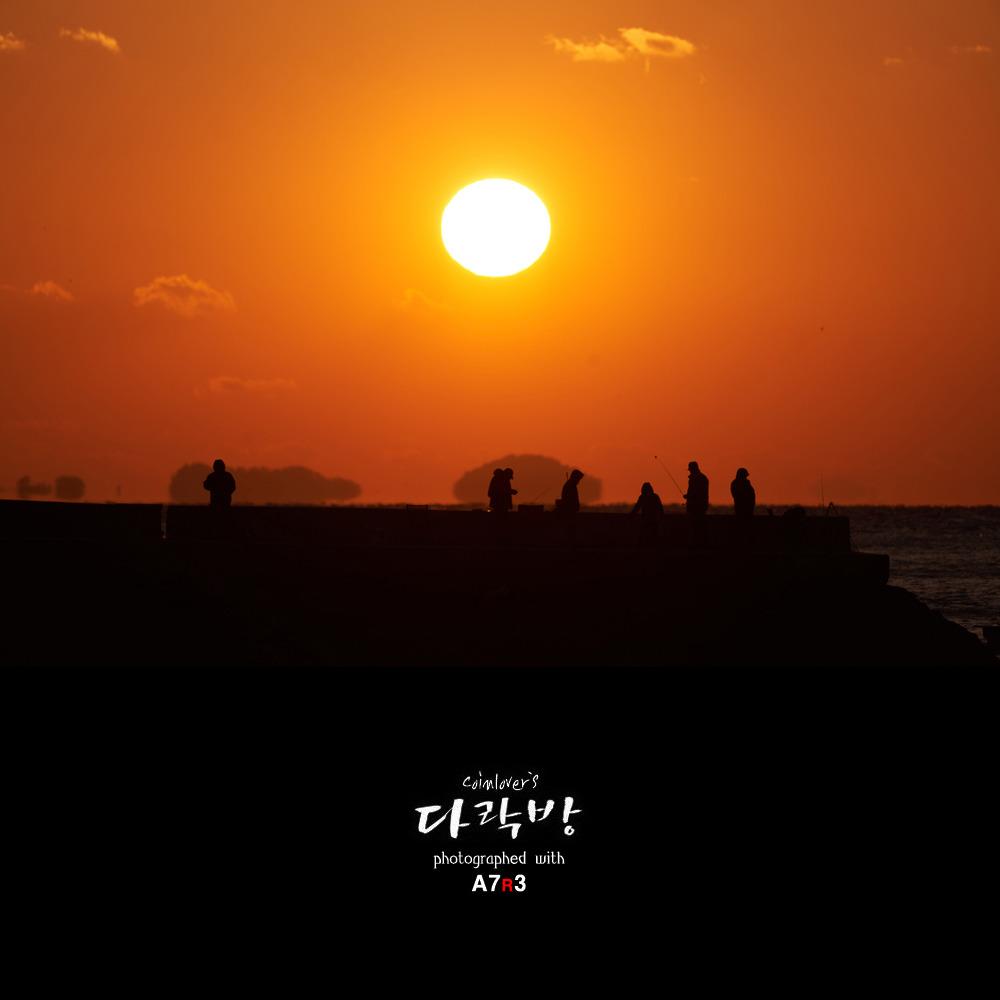 통영 달아일몰