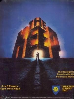 [스릴러] 악마의 성,The Keep (1983)