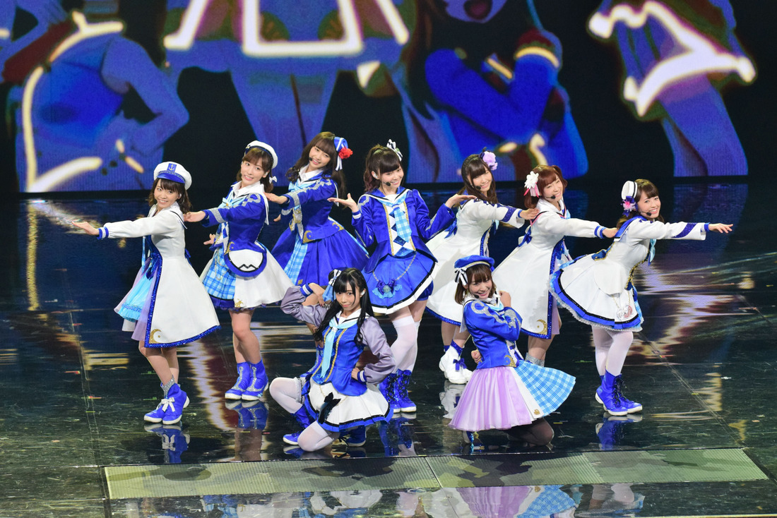 2018년 1월 방송 'NHK WORLD presents SONGS O..