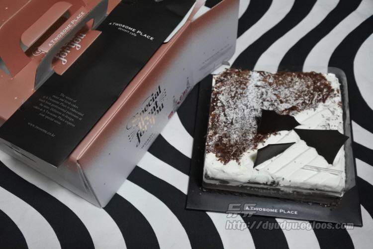 투썸플레이스  블랙포레스트 케이크 (포레누아 ..