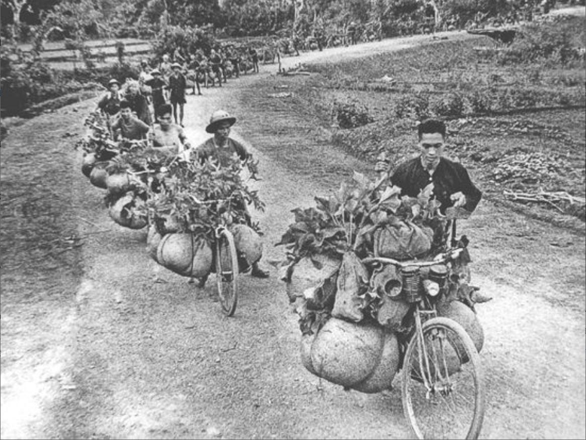 디엔비엔푸와 프랑스 자전거?
