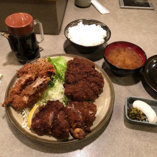 가고시마에서 먹은 것_1