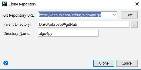 [github][파이썬] 파이썬과 github연동하기