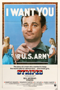 괴짜들의 병영 일지 Stripes (1981)
