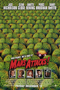 화성침공 Mars Attacks! (1996)