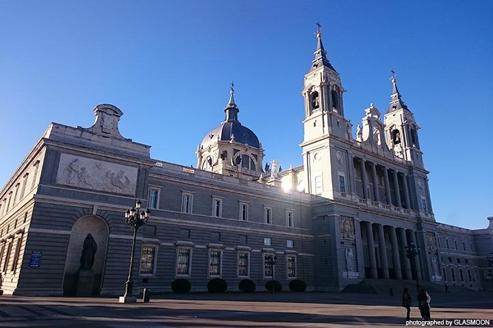 성당 여행; 스페인 마드리드 알무데나 대성당