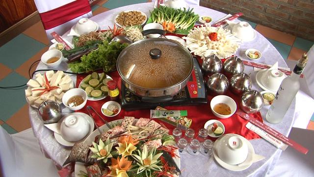 체면차리기와 음식낭비 / 베트남