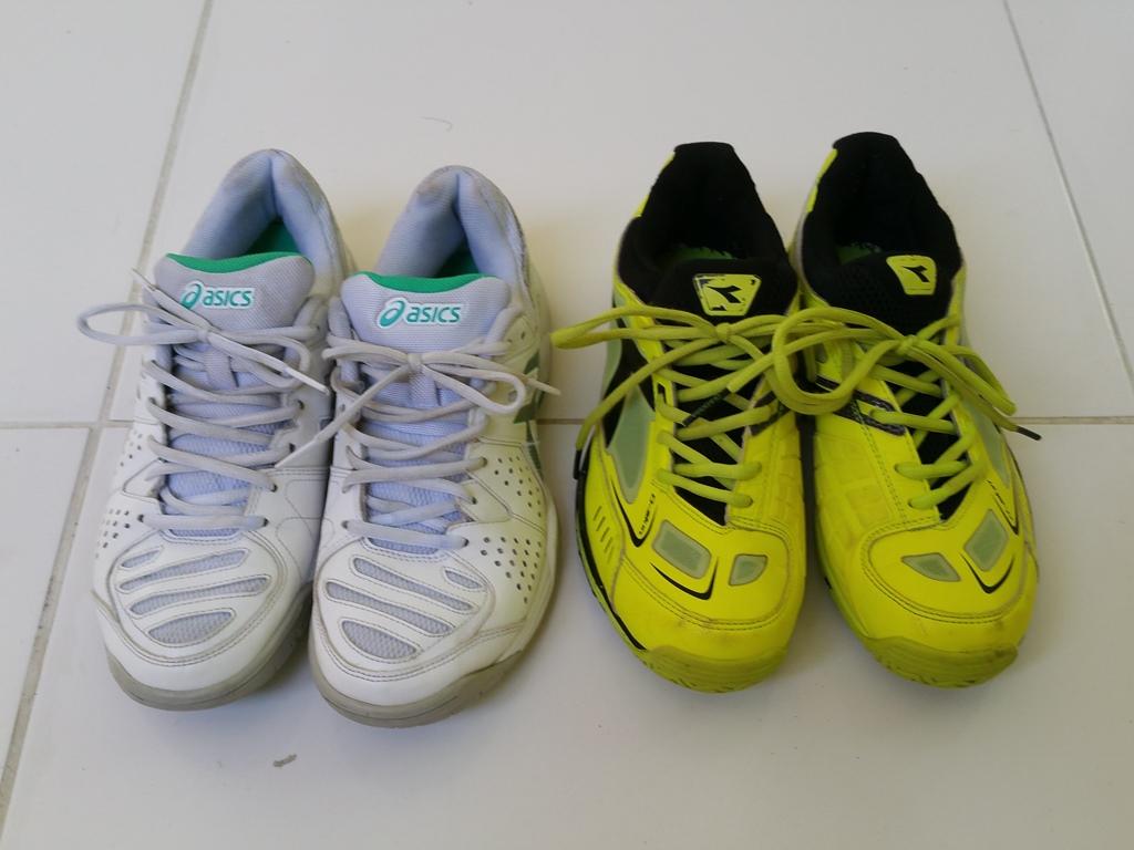 [도미니카공화국] 8,750원 아식스 & 디아도라 신발