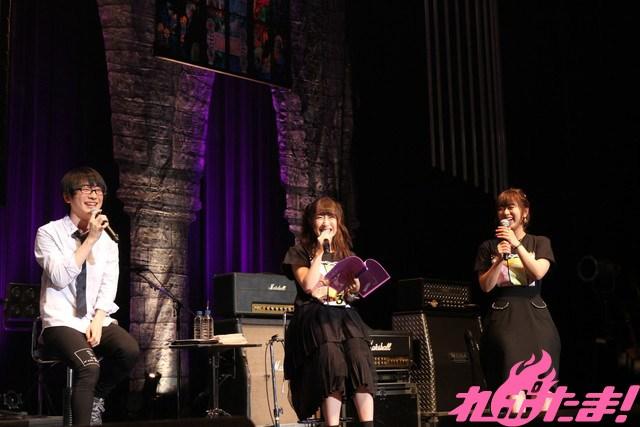 애니메이션 '천사의 3P!' 라이브 이벤트 리포트 사진..
