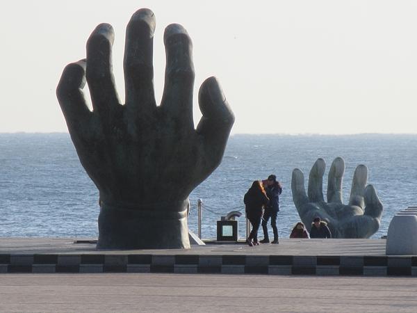 영일만 호미곶 해맞이 광장 관광