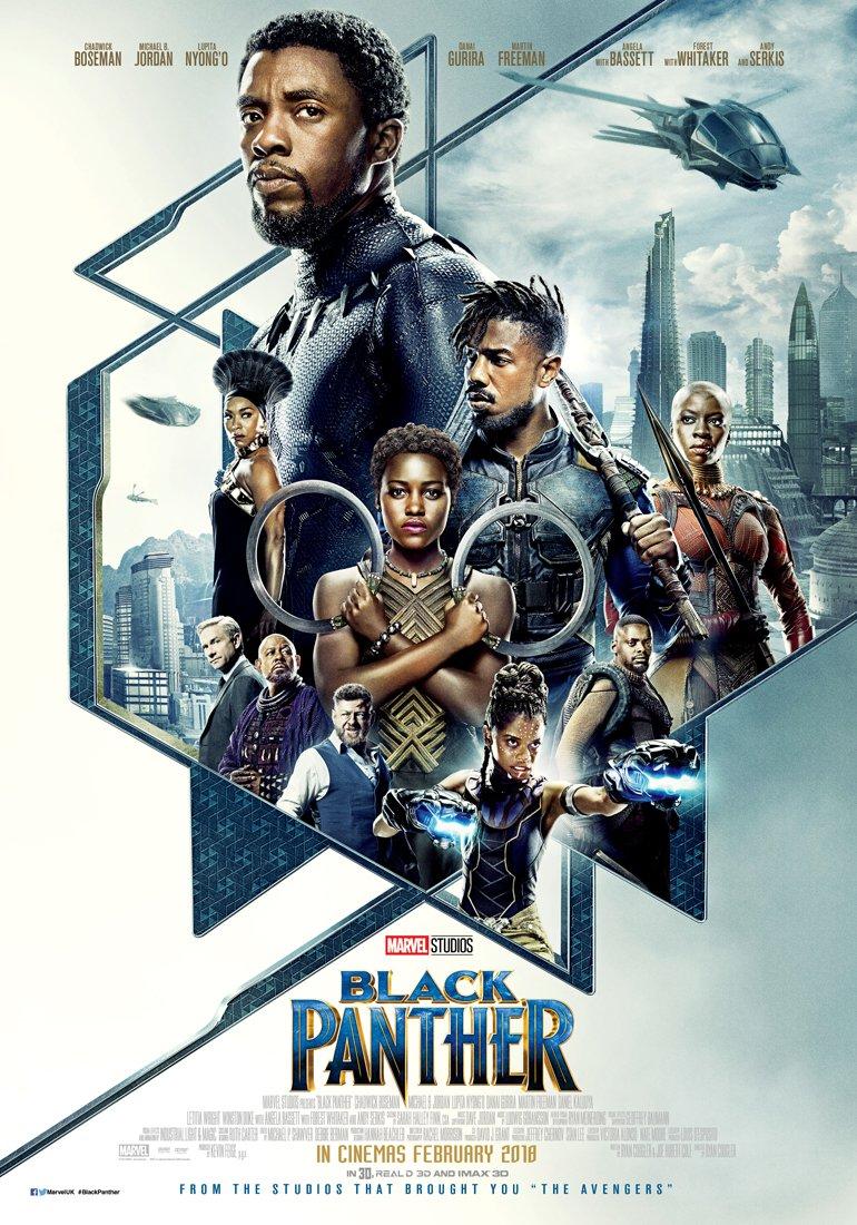 블랙 팬서[Black panther, 2018]