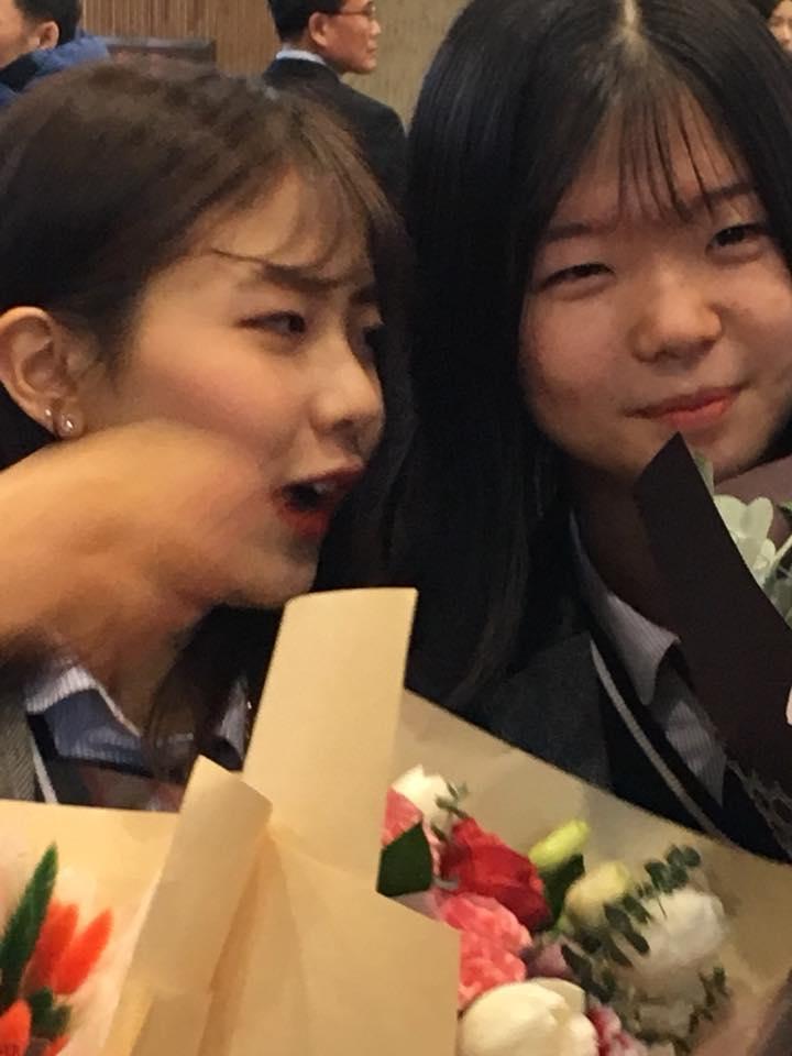 [아이의 얼굴617] 졸업식 풍경11