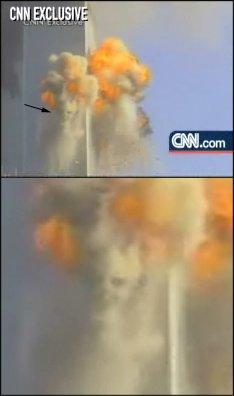 911테러 현장에 나타난 악마의 연기