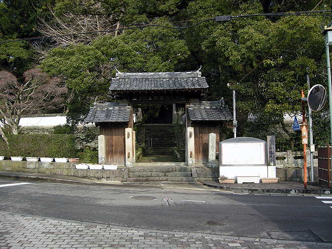 일본 우레시노 서광사