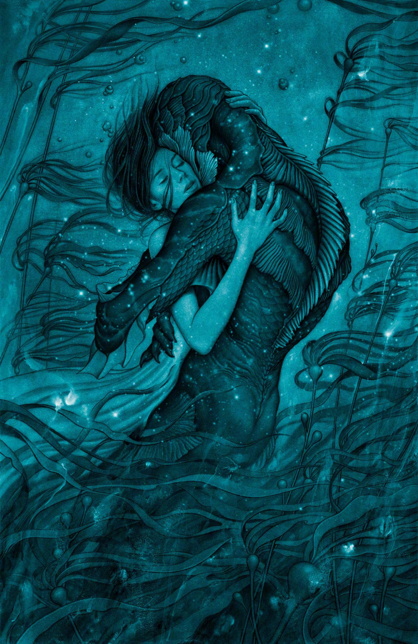 The Shape of Water: A Fairy Tale
