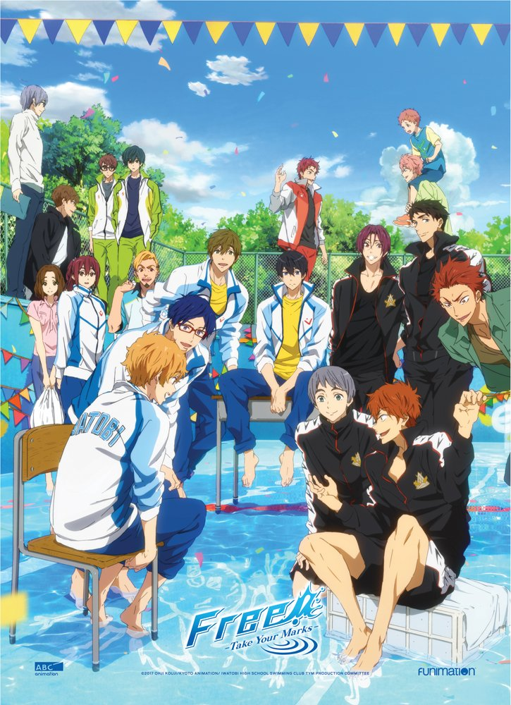 Funimation Free! -Take Your Marks- 특별 상..