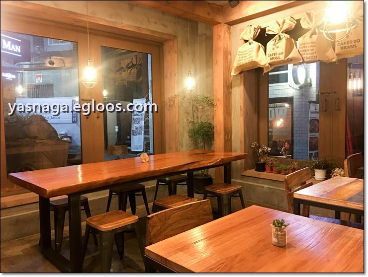 [상수] the FARM - 콥샐러드가 맘에 든 작은 식당.