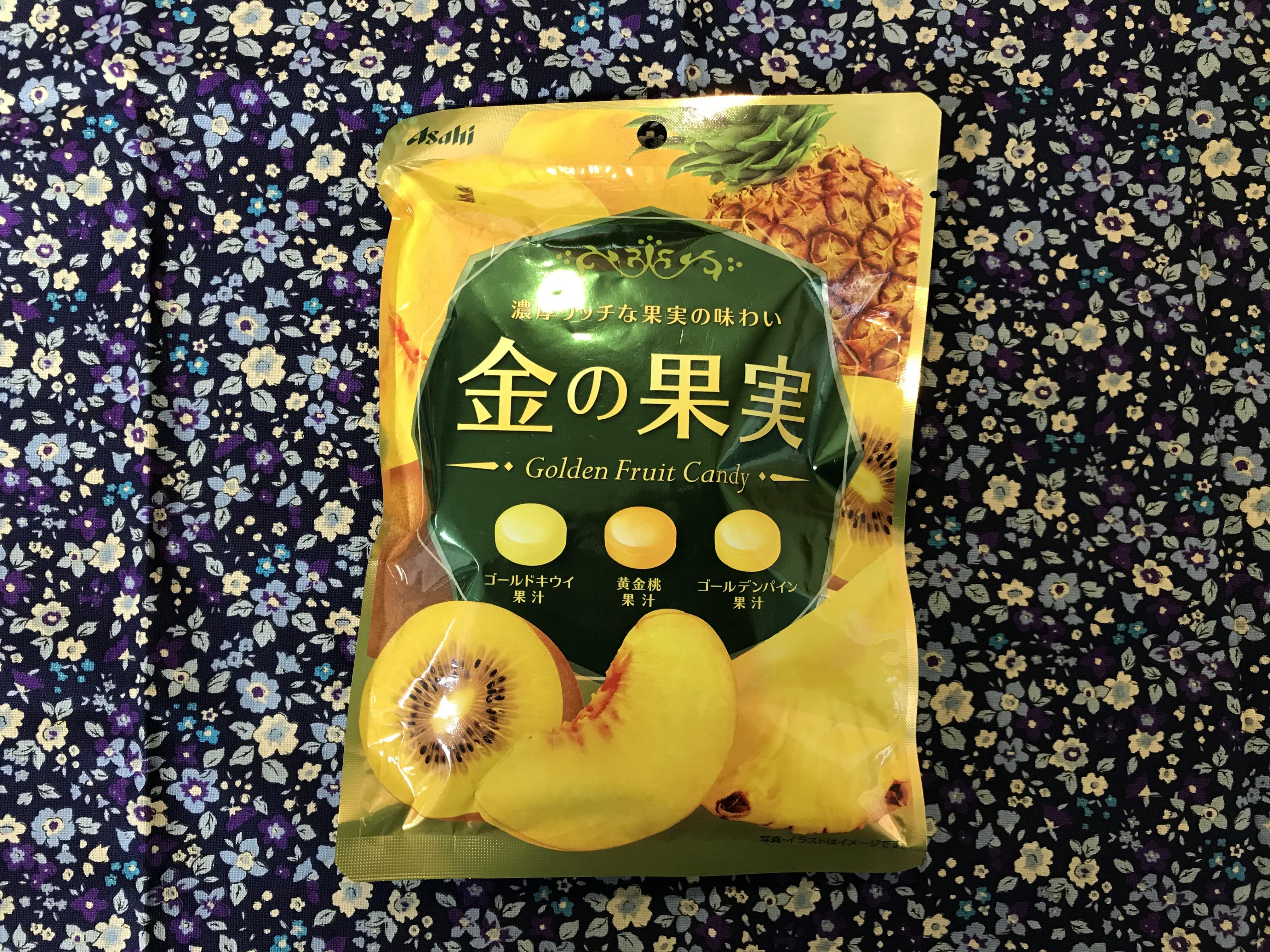 생각보다 실망스러운 맛, [Asahi]金の果実