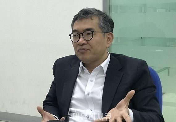 """김대환 소만사 대표 """"클라우드 보안 시장 적극 공략"""""""