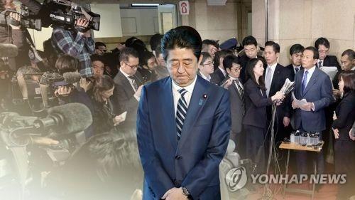 박근혜 시즌 2, 아베 아웃!