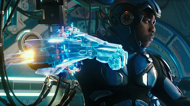 보았다, 퍼시픽림 업라이징; 미래는 더 이상 놀랍지..
