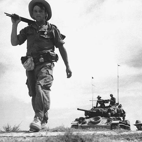 [54년]인도차이나 전쟁에 대한 프랑스 여론의 무관심?