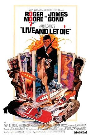 [액션] 007 죽느냐 사느냐,Live And Let Die (1973)