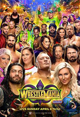 WWE 레슬매니아 34 리뷰