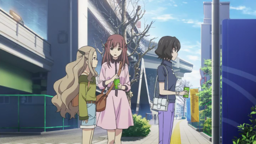 Lostorage conflacted WIXOSS 1화