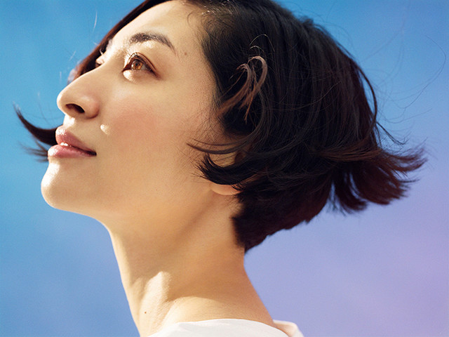 성우 사카모토 마아야씨의 새로운 싱글 음반 재킷 사..
