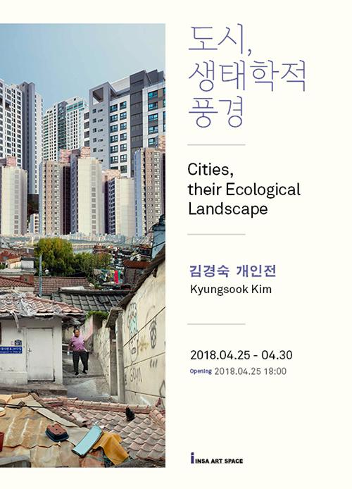 도시, 생태학적 풍경_김경숙 개인전