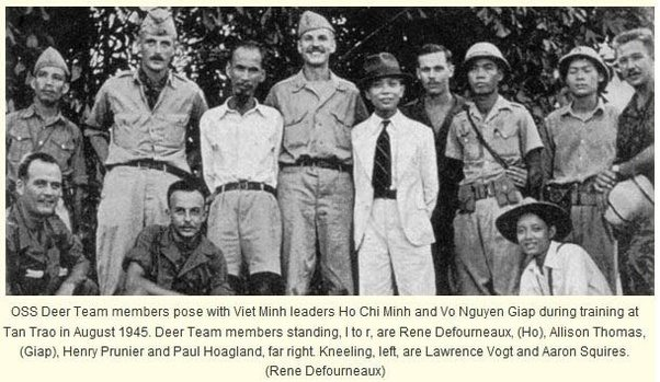 [45년]프랑스 제국이냐,베트남 민족주의냐?