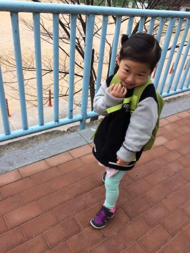 하원후 일상, 유치원 상담